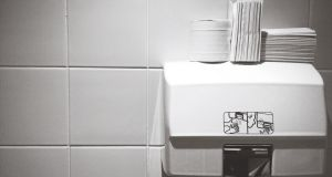 "The study found that ""many kinds of bacteria can be deposited on hands exposed to bathroom hand dryers"""