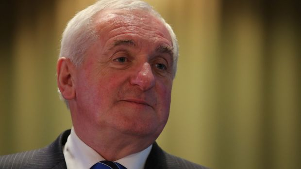 "Bertie Ahern: ""I don't see the purpose in trying to attack the Taoiseach. I am not sure what that is meant to do."""