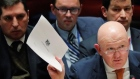 Russia vetoes US over UN Syria chemical weapons inquiry