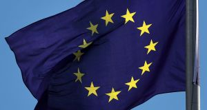 The exclusion means the EU economy officially shrinks by 13%. Photograph: PA Wire
