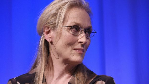 """What do Meryl Streep [above], Facebook chief operating officer Sheryl Sandberg and Nobel Prize winner Gabriel García Márquez have in common? At various stages they have all felt like frauds or imposters who don't have the skills or abilities other people think they have."" File photograph: Eugene Gologursky/Getty Images"