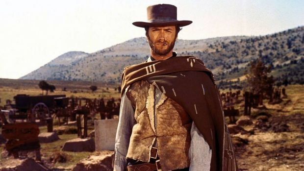 Image result for a fistful of dollars