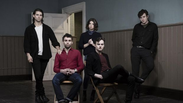 Little Green Cars appear in collaboration with UK visual artist Andrew Vickery, Thursday, April 19th, Abbey Theatre, 7.30pm, €30.
