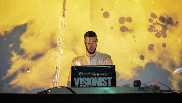 Must-see events include London-based composer/producer Louis Carnell, aka Visionist, whose work in the audio-visual area is regarded as disturbing and original.