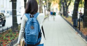 Not so long ago most first years in college were under 18. Today, that has fallen to just  a quarter. Photo: iStock