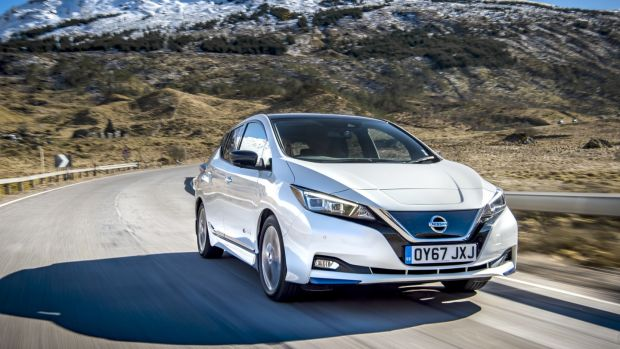Is Nissan S New Leaf A Turning Point In Ireland S Electric