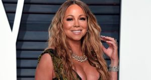 Mariah Carey has spoken for the first time about her struggle with bipolar disorder. File photograph: PA/PA Wire