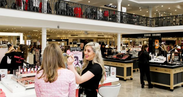 """8db649bc6f52d Beauty hall overhaul: a new """"beauty hub"""" promoting niche cosmetics brands  is to"""