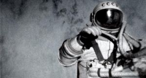To boldly go: the Russian cosmonaut Alexei Leonov, the first space walker