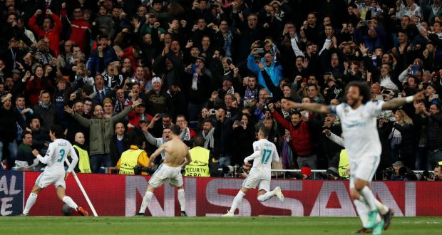 Heartbreak For Juventus As Late Penalty Sees Real Madrid Through