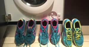 Secrets and miles: If only our running shoes could speak