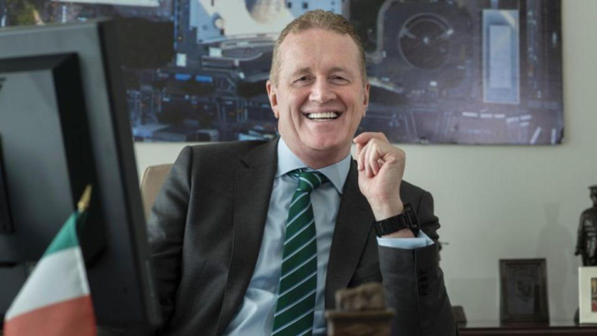 Meet The Limerick Man Whos The Head Of Security At Un Hq New York