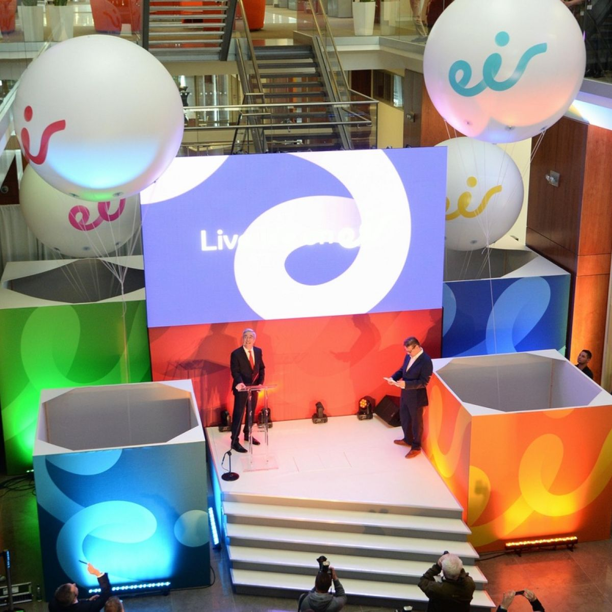 Eir to cut 750 jobs after French takeover of phone company