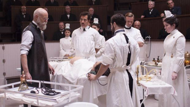 'The Knick'. Apparently modern audiences crave something other than a virtuoso exploration of megalomania and the forging of modern America from arthouse doyen Steven Soderbergh. Photograph: HBO Enterprises/Sky Atlantic