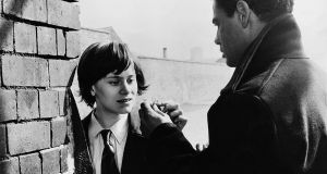 Rita Tushingham and Paul Danquah in director Tony Richardson's 1961 adaptation of Shelagh Delaney's breakthrough play A Taste of Honey. Photograph: British Lion Films Rita Tushingham and Paul Danquah in director Tony Richardson's 1961 adaptation of Shelagh Delaney's breakthrough play A Taste of Honey. Photograph: British Lion Films