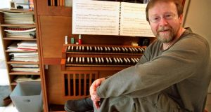 Organist and musician Peter Sweeney: Well connected, lively, impulsive and generous.  Photograph: Eric Luke