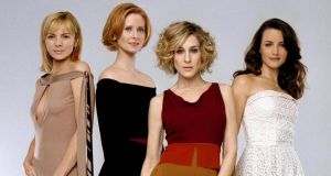 Kim Cattrall, Cynthia Nixon, Sarah Jessica Parker and Kristin Davis in Sex and the City: still influential 20 years later