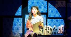Wickedly good: Matilda the Musical at the  Bord Gais Energy Theatre