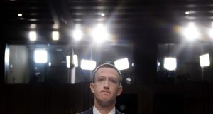 "Mark Zuckerberg: variations of ""my team will get back to you"" provided a constant refrain. Photograph: AFP/Getty"