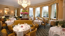 How the Shelbourne's famous afternoon tea is created