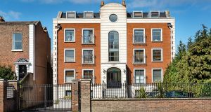 Monthly rents for the two-bedroom Sycamore Court  apartments average €1,422