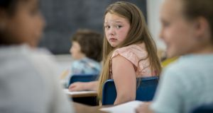 """Things are generally fine during class but much harder at break times."" Photograph: iStock"