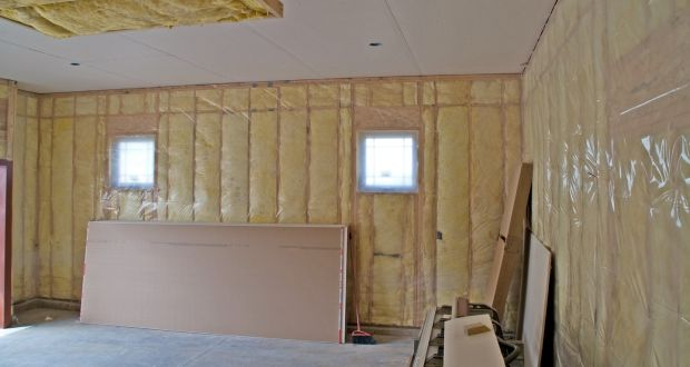 and wall out fiberglass walls interior foam framed insulating walk basement board dow insulated insulation with