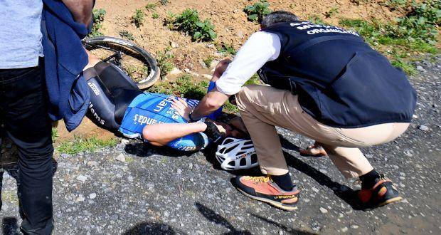 Michael Goolaerts' death puts sports tragedies in perspective