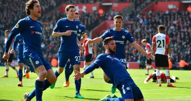Chelsea stage stunning comeback to heap misery on Southampton