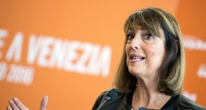 Carolyn McCall: when  she left after seven years as chief executive of EasyJet  the company's share price had quadrupled
