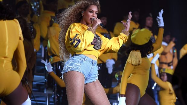 Beyonce's Coachella set includes Destiny's Child reunion