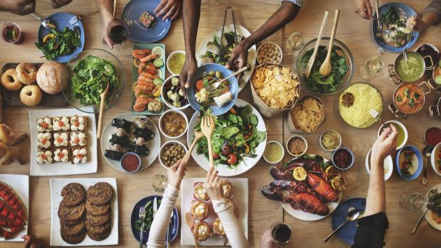 Changing your food narrative offers a win-win: you feel better physically and mentally. Photograph: Getty Images
