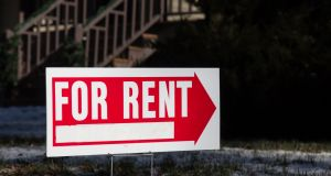 Under a new plan, notice periods for tenants will increase. File photograph: iStock