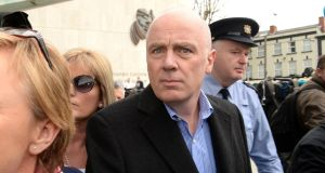 The trial of former Anglo Irish Bank chief executive David Drumm is now in its eleventh week. Photograph: Cyril Byrne/THE IRISH TIMES