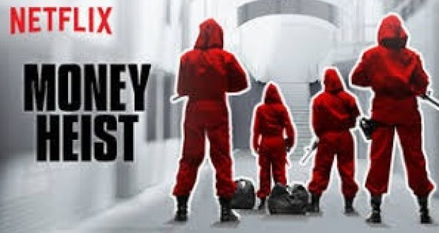Money Heist and Altered Carbon drive Netflix to new highs