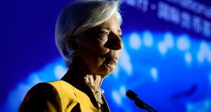 Managing Director of the International Monetary Fund (IMF) Christine Lagarde:  Britain's economy will perform worse than the rest of Europe, except Italy, over the next two years as it navigates Brexit, the IMF said in its World Economic Outlook on Tuesday