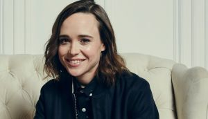 "Ellen Page: ""It feels like something has changed in the industry. It has been way too long in coming. And obviously it's not just this industry. There are massive societal issues underlying this. In terms of violence against women, how women are treated, what opportunities they get. Hollywood is just a reflection of much deeper problems."" Photograph: Smallz & Raskind/Getty Images for Samsung"