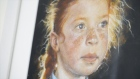 'Perfectly executed' portrait takes top prize at Texaco Art Competition