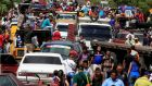 Thousands flee Venezuela daily as humanitarian crisis intensifies