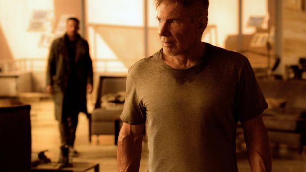 Harrison Ford in Blade Runner 2048: was its box-office failure the result of a draconian spoiler policy? Photographs: Disney/Marvel Studios/Warner Bros Pictures
