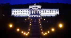 If Stormont cannot get its act together, the British and Irish governments should consider discussing arrangements regardless.  Photograph:  Clodagh Kilcoyne/Reuters