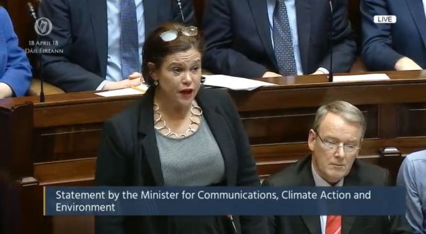 Minister Says 'No Inside Information' Was Given To INM Lobbyist
