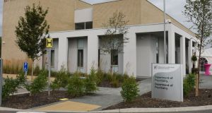 A spokesman for the Garda Síochána said officers responded to an incident at Drogheda Department of Psychiatry (above) at about 9.40pm on Saturday. File photograph: HSE