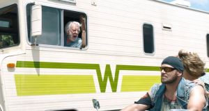 Donald Sutherland gets mad in 'The Leisure Seeker'