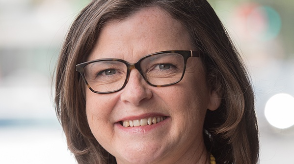 "Gerardine ""Ged"" Kearney, recently elected to the Australian federal House of Representatives and former president of the Australia Council of Trade Unions"