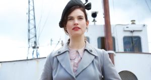 New this week: Lily James in The Guernsey Literary and Potato Peel Pie Society