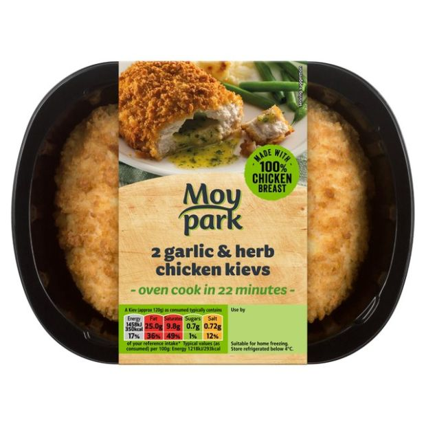 Whats Really In Your Supermarket Chicken Kiev