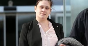 Tomas Gajowniczek has pleaded not guilty to the attempted murder of Alicja Kalinowska (pictured). Photograph: Collins Courts.
