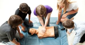 The ambitious plan to save lives with the CPR 4 Schools programme