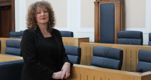 Theresa Grant, the Wexford woman who runs  Trafford Council,  the wealthiest area in Greater  Manchester